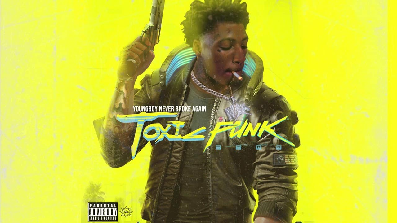 Toxic Punk Lyrics – YoungBoy Never Broke Again